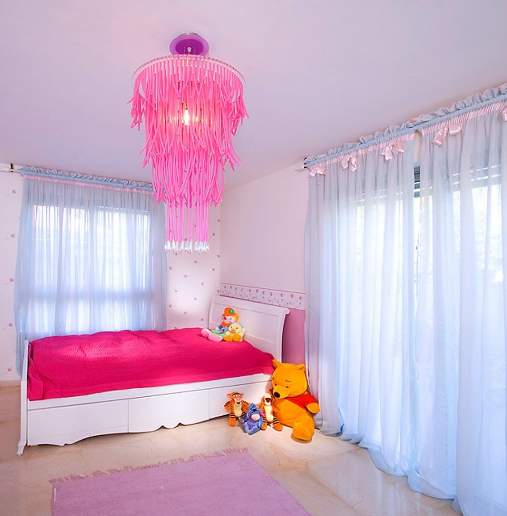 Chandelier Inspiring Chandeliers For Girls Room Exciting Pertaining To Kids Bedroom Chandeliers (Image 11 of 25)