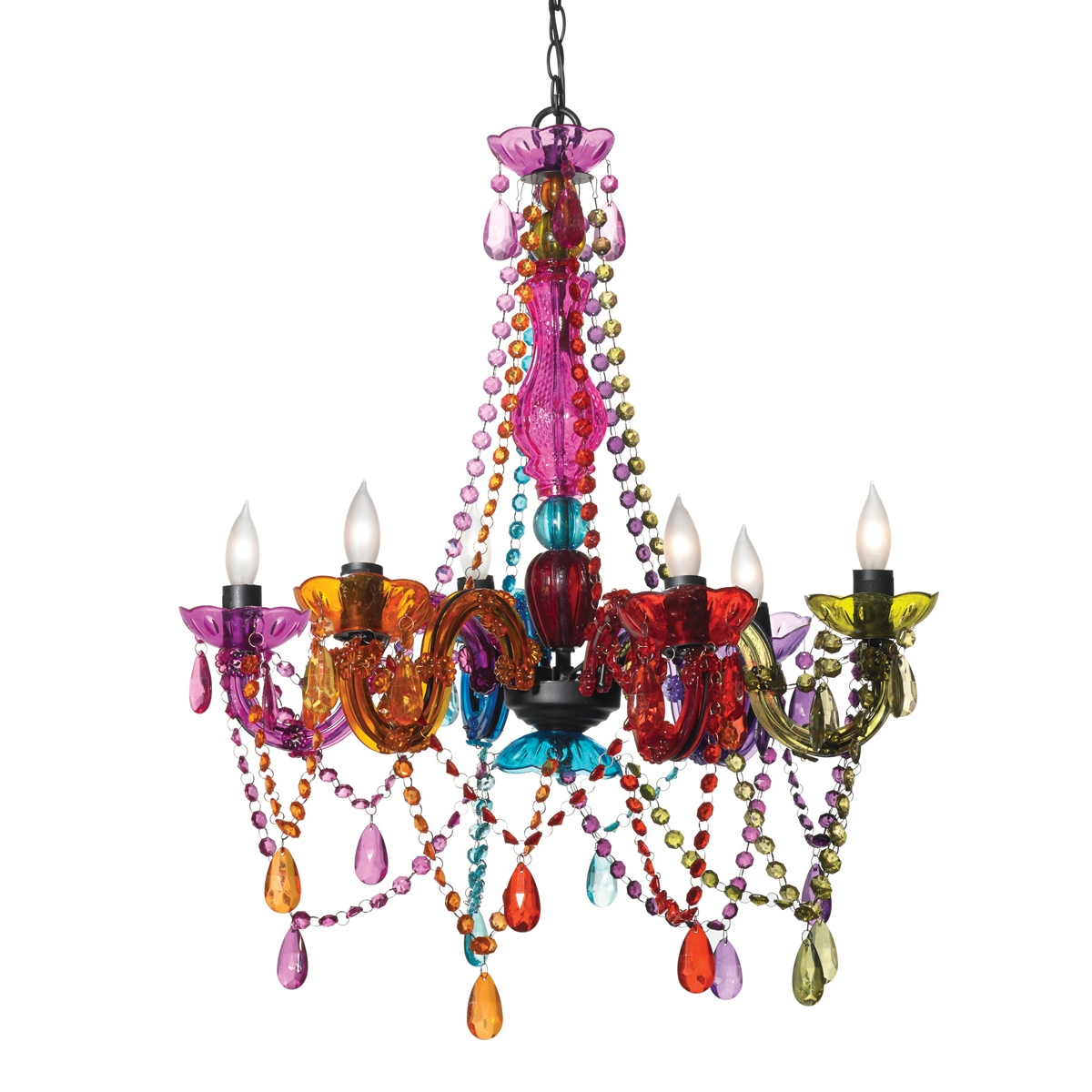 Chandelier Interesting Colorful Chandelier Fascinating Colorful With Regard To Gypsy Chandeliers (Image 10 of 25)