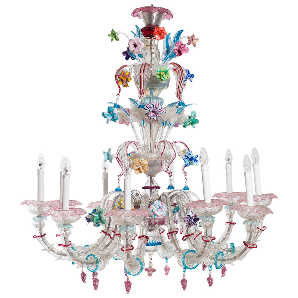 Chandelier Interesting Colorful Chandelier Fascinating Colorful Within Gypsy Chandeliers (Image 12 of 25)