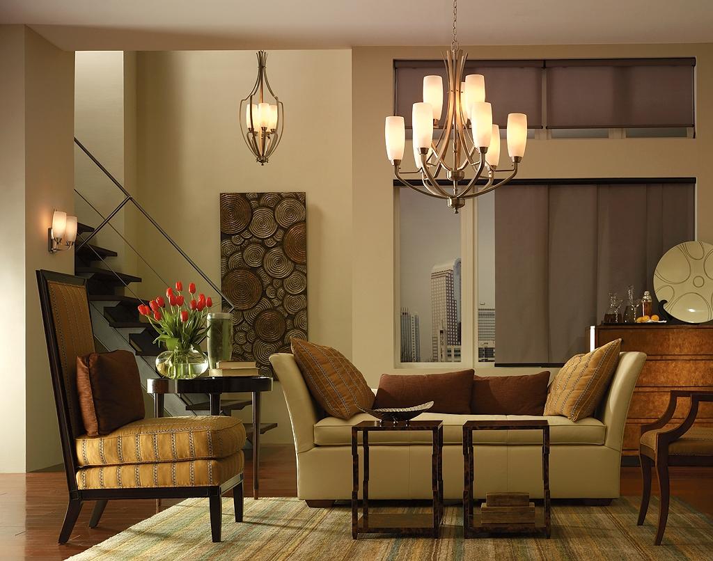 Chandelier Outstanding Modern Foyer Chandeliers Foyer Lighting Inside Modern Chandeliers For Low Ceilings (Image 14 of 25)