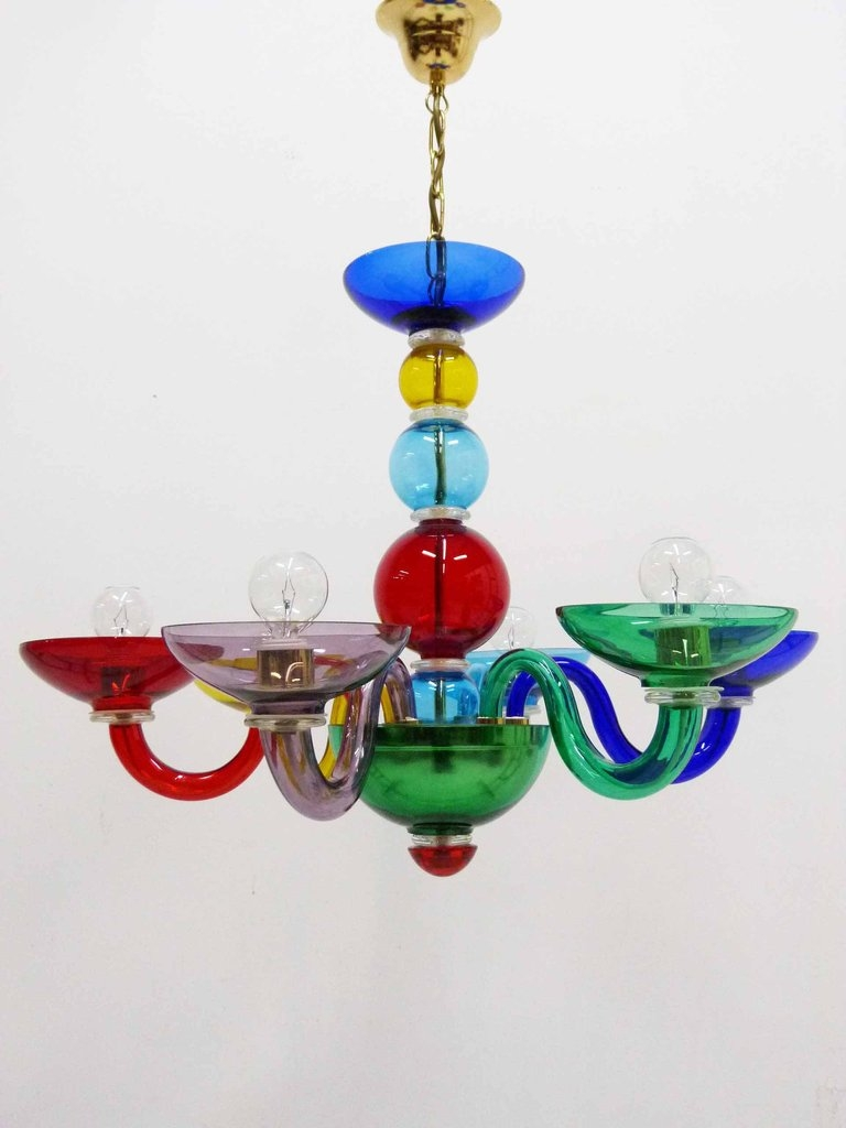 Chandelier Stunning Colored Chandelier Fascinating Colored Intended For Gypsy Chandeliers (View 11 of 25)