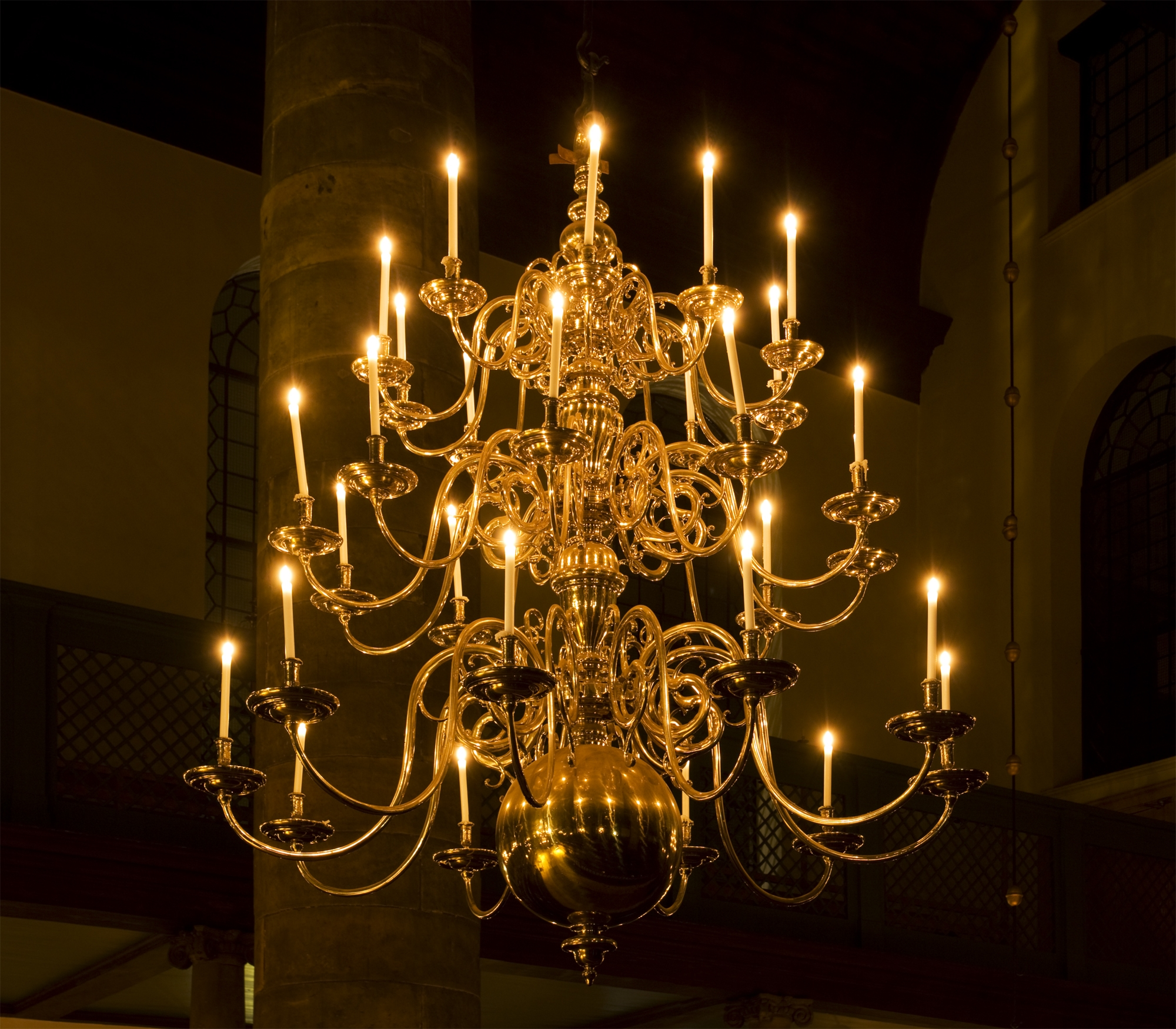 Chandelier Wikipedia For Hanging Candelabra Chandeliers (Image 8 of 25)