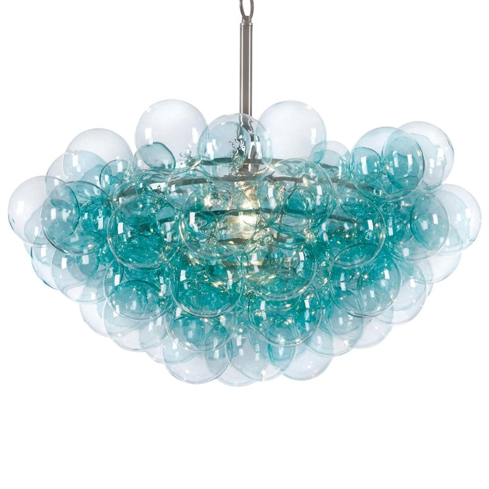 Chandeliers Everything Turquoise Throughout Turquoise Chandelier Lights (View 5 of 25)
