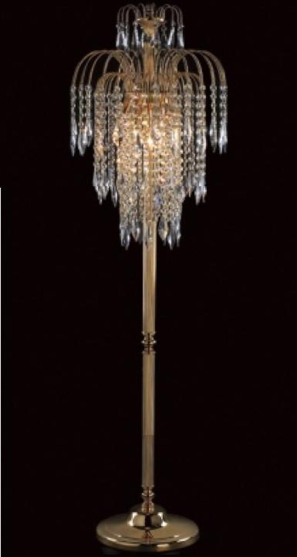 Chandeliers Floor Lamps Good Chandeliers Floor Lamps Hd Picture With Chandelier Standing Lamps (View 16 of 25)