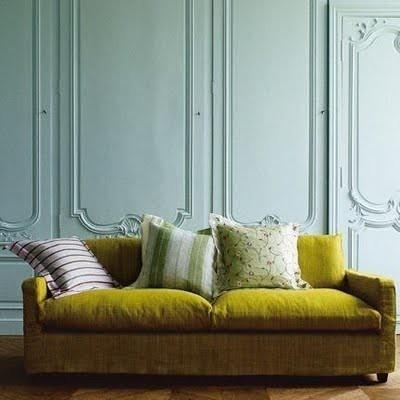 Chartreuse Couch Pertaining To Chartreuse Sofas (View 8 of 20)