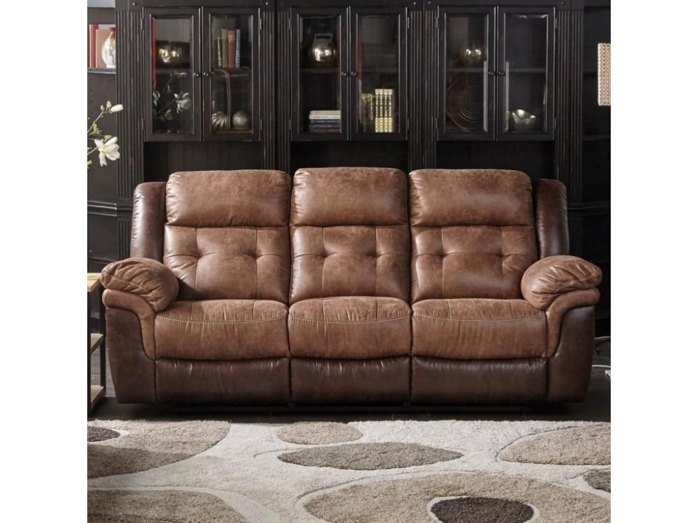 Cheers 2 Tone Sofa | Xw5156M L3 2M 31827 | Reclining Sofas | I For Cheers Recliner Sofas (Image 4 of 20)