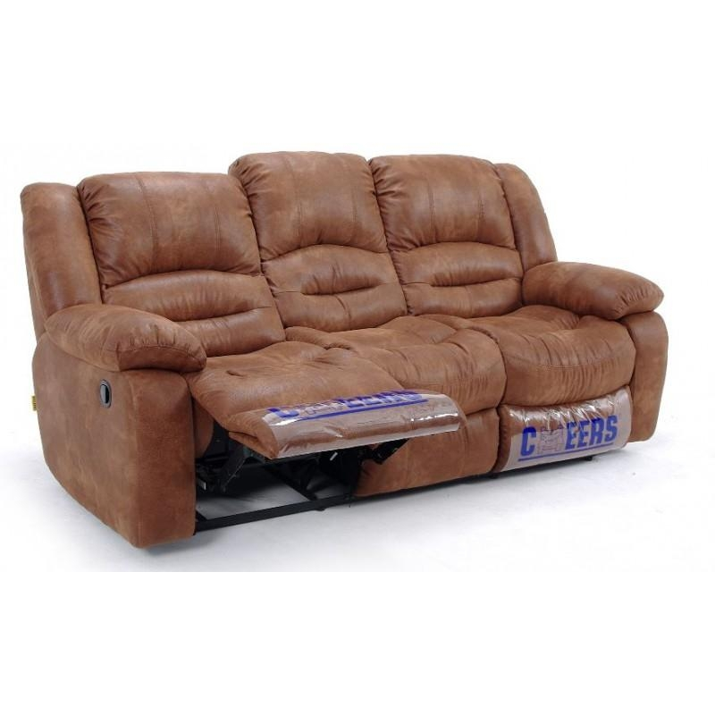 Best Leather Sofas In Singapore: Cheers Recliner Sofa Singapore
