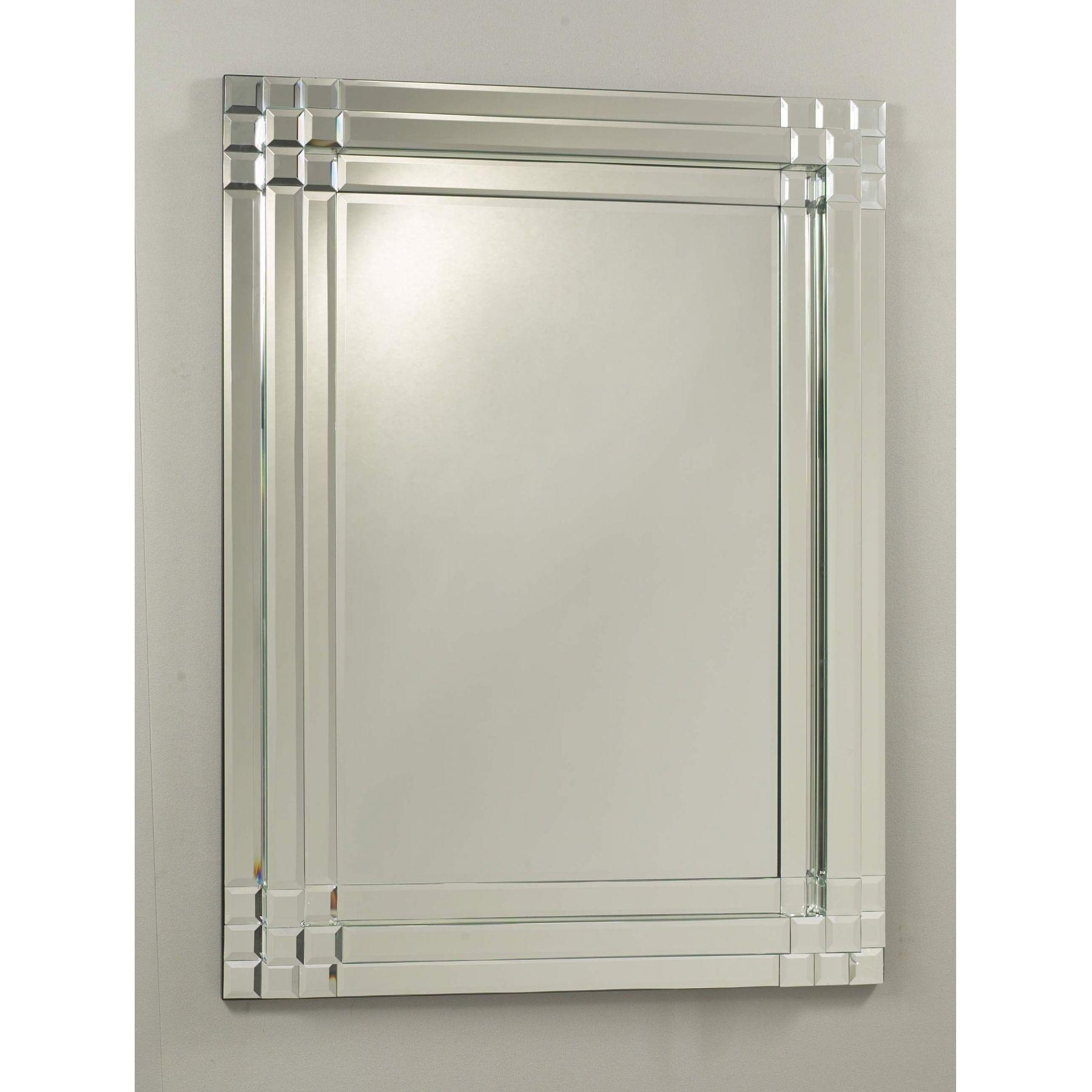 Chester Mirror | Decorative Mirrors For Bevelled Mirrors (Image 12 of 20)