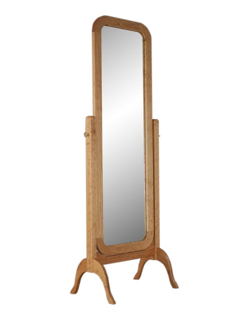 Cheval Mirror | Hardwood Artisans Handmade Accessories With Cheval Mirror (Image 6 of 20)