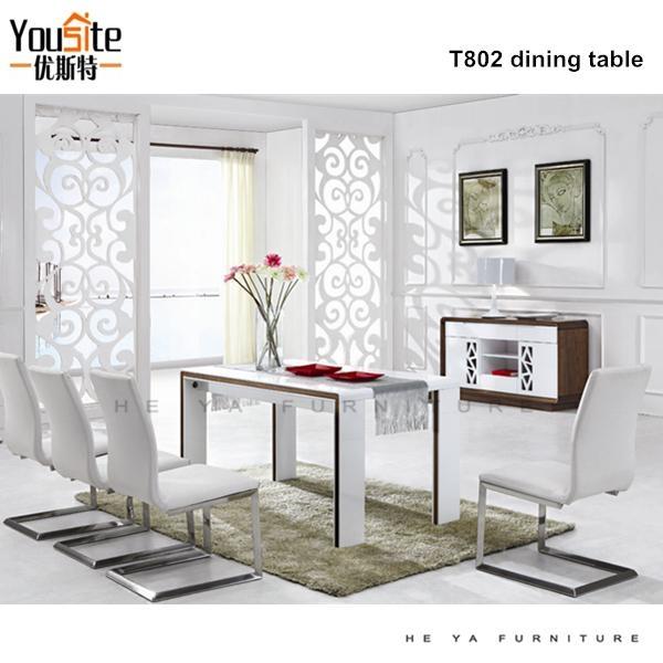 China Melamine Dining Table, China Melamine Dining Table For White Melamine Dining Tables (View 18 of 20)