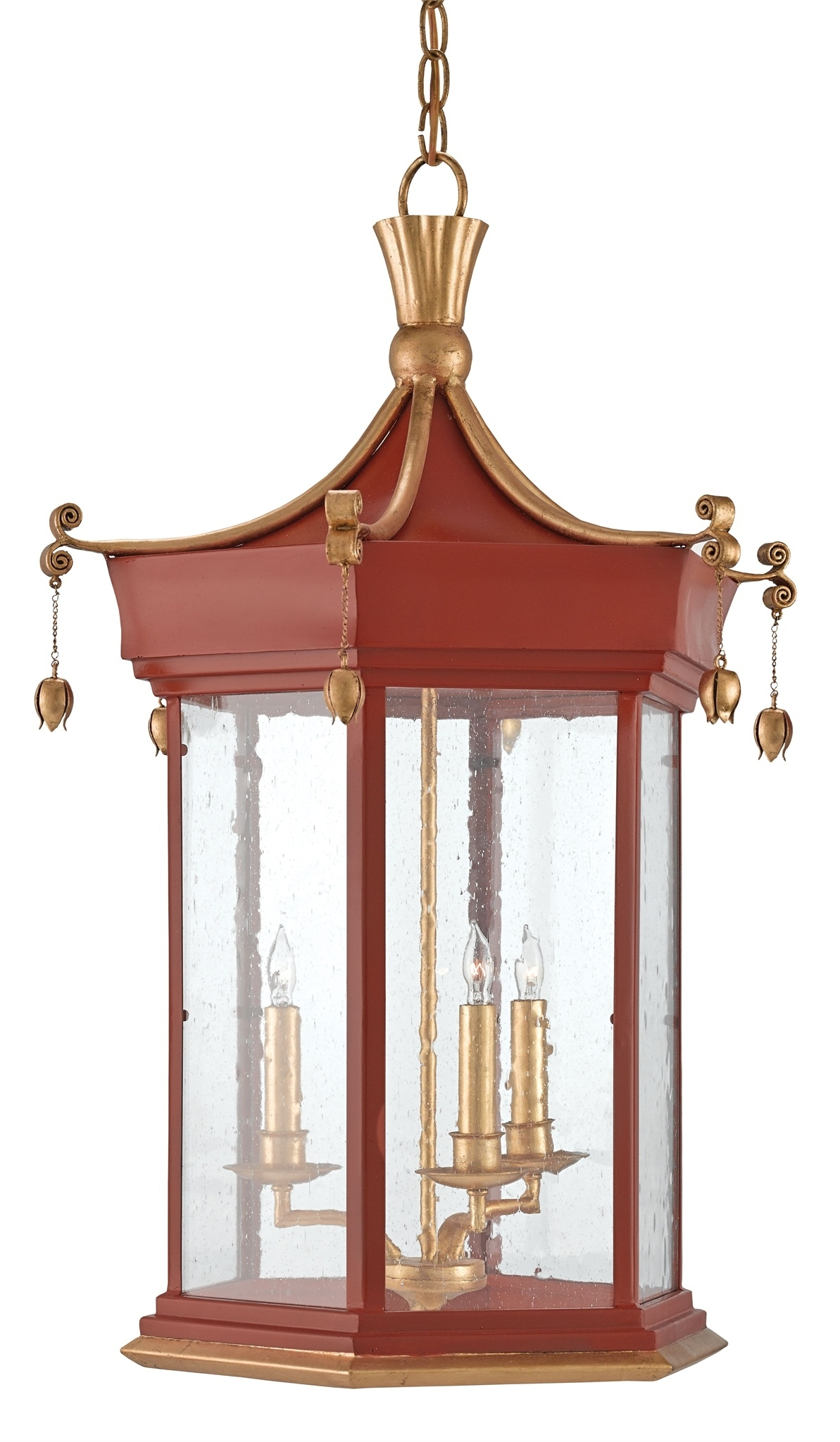 Chinoiserie Pagoda Lantern Chandelier Mecox Gardens With Chinoiserie Chandeliers (Image 4 of 25)