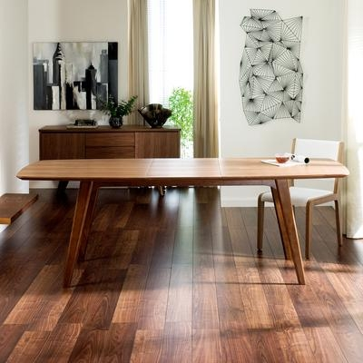 Circa Extending Rectangular Dining Table – Dwell With Regard To Extending Rectangular Dining Tables (Image 8 of 20)