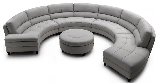 Circle Couch | Woodworking Plans Pertaining To Semi Sofas (Image 6 of 20)