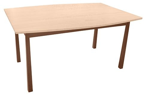 Circle Furniture – Cambridge Dining Table | Birds Eye Maple Inside Cambridge Dining Tables (Image 13 of 20)