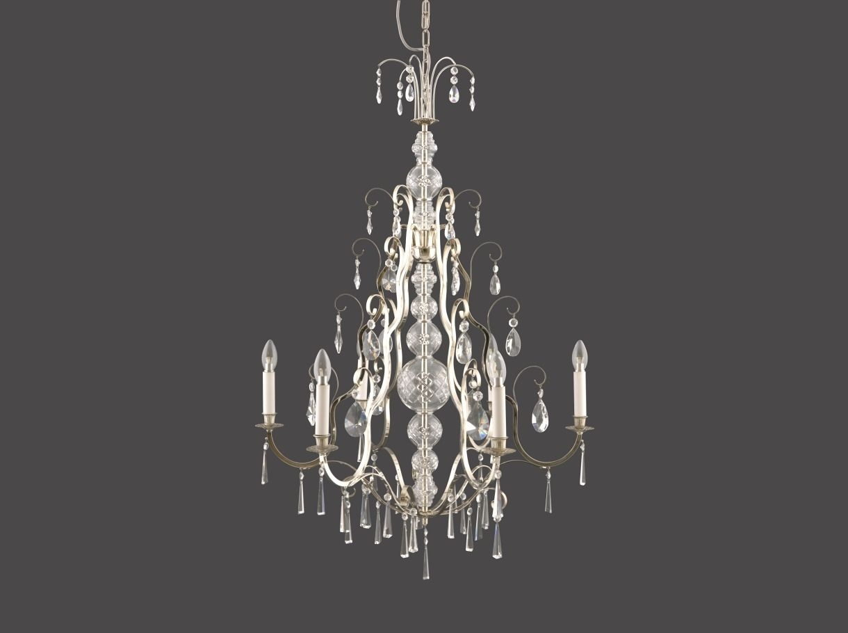 Classic Chandelier Crystal Brass Ad Cr 9927 Woka Lamps Vienna In Vienna Crystal Chandeliers (Image 7 of 25)