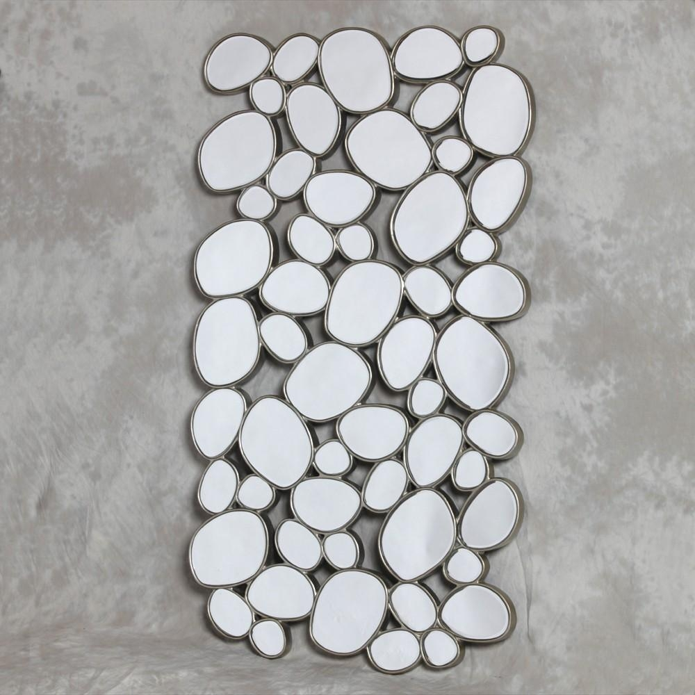 Classic Extra Large Bubble Mirror Silver | Up To 40% Sales Now On Pertaining To Large Bubble Mirror (Image 10 of 20)