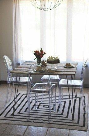Clear Plastic Chairs – Foter With Clear Plastic Dining Tables (View 19 of 20)