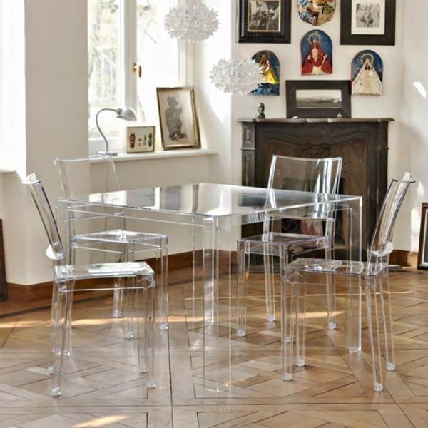 Featured Image of Clear Plastic Dining Tables