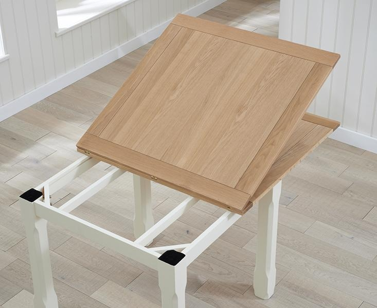 Clever Design Ideas Square Extendable Dining Table | All Dining Room Inside Small Square Extending Dining Tables (Image 4 of 20)