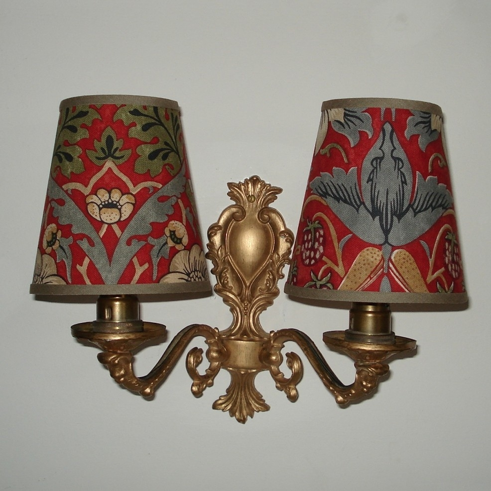 Clip On Lamp Shades Drum And Elegance Teresasdesk Amazing With Regard To Chandelier Lamp Shades Clip On (Image 15 of 25)