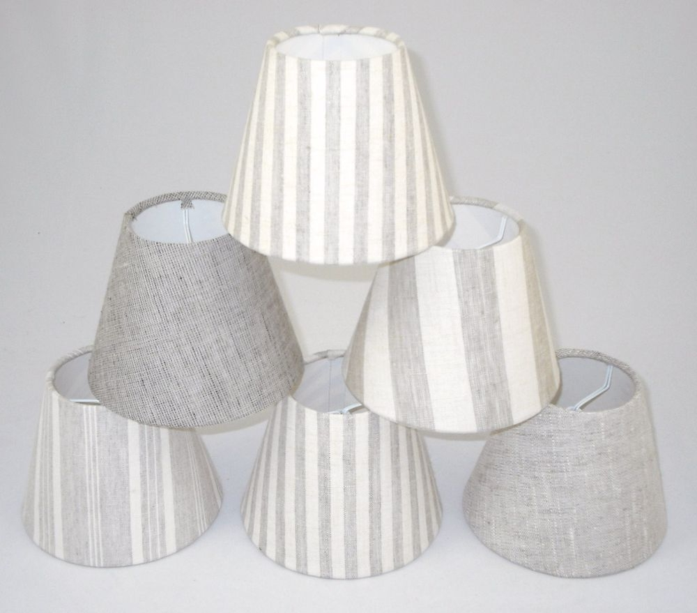 Clip On Lamp Shades For Wall Lights Home Combo With Clip On Chandeliers (View 21 of 25)