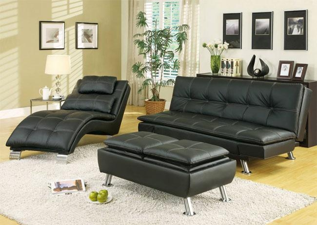 Coaster Futon Sofa Bed – The 6 Pros & Cons With Coaster Futon Sofa Beds (Image 10 of 20)