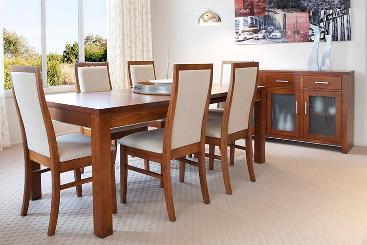 Coastwood Furniture Throughout Metro Dining Tables (Image 6 of 20)