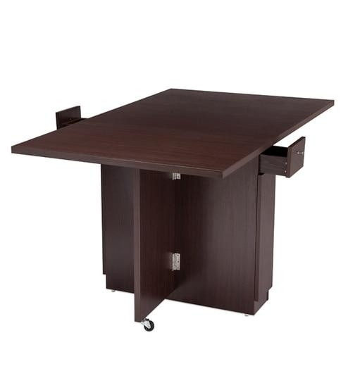 Collapsible Dining Tables Pertaining To Foldaway Dining Tables (Image 7 of 20)