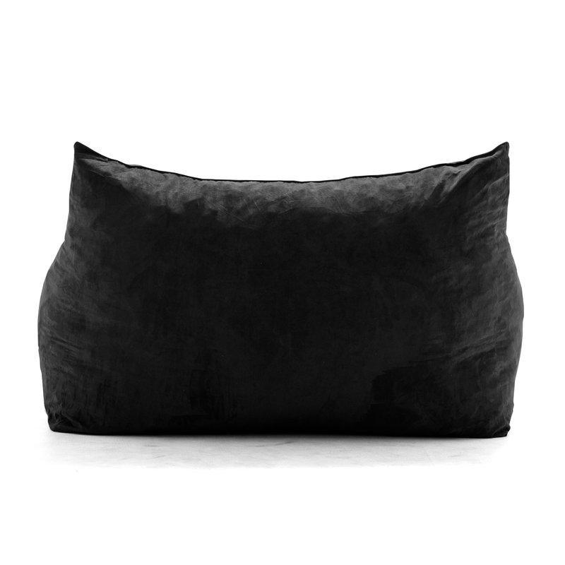 Comfort Research Big Joe Imperial Bean Bag Sofa & Reviews | Wayfair Intended For Big Joe Sofas (View 12 of 20)