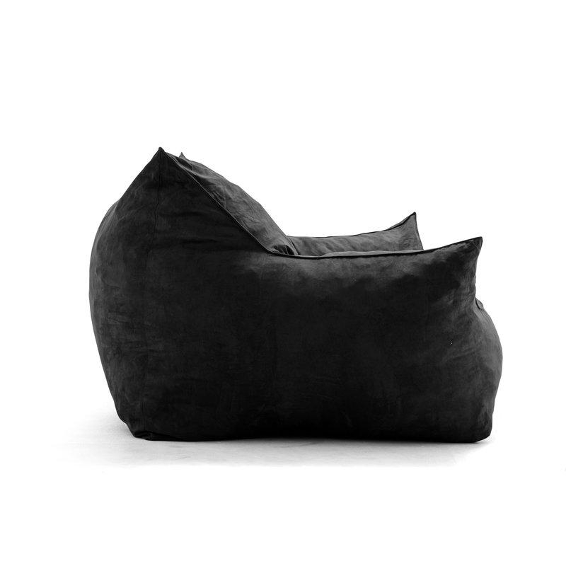 Comfort Research Big Joe Imperial Bean Bag Sofa & Reviews | Wayfair With Regard To Big Joe Sofas (Image 17 of 20)