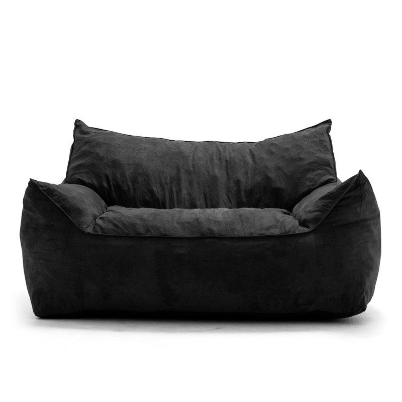 Comfort Research Big Joe Imperial Bean Bag Sofa & Reviews | Wayfair With Regard To Big Joe Sofas (Image 16 of 20)