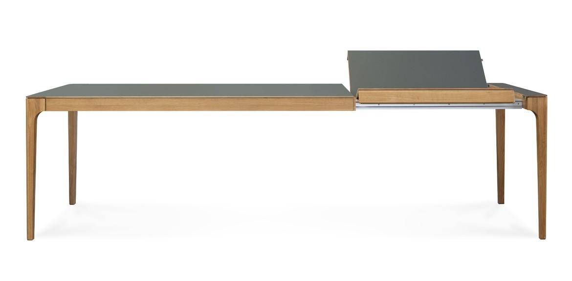 Como Fenix Extending Dining Table | Adventures In Furniture For Como Dining Tables (Image 14 of 20)