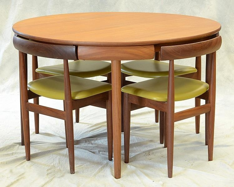 Compact Round Dining Room Table Chairs | Basements Ideas Inside Compact Dining Tables (Image 10 of 20)