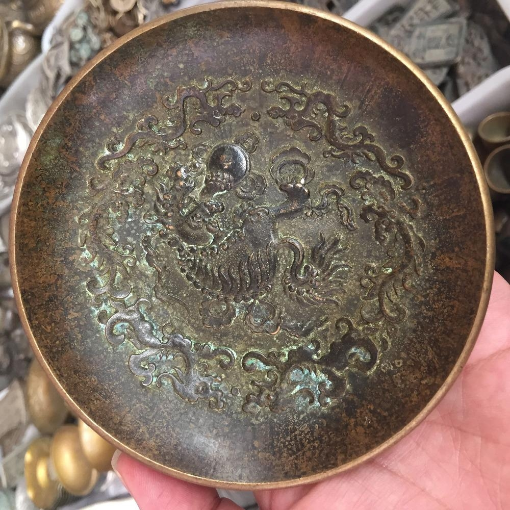 Compare Prices On Chinese Bronze Mirror Online Shopping/buy Low With Chinese Mirrors (View 14 of 20)