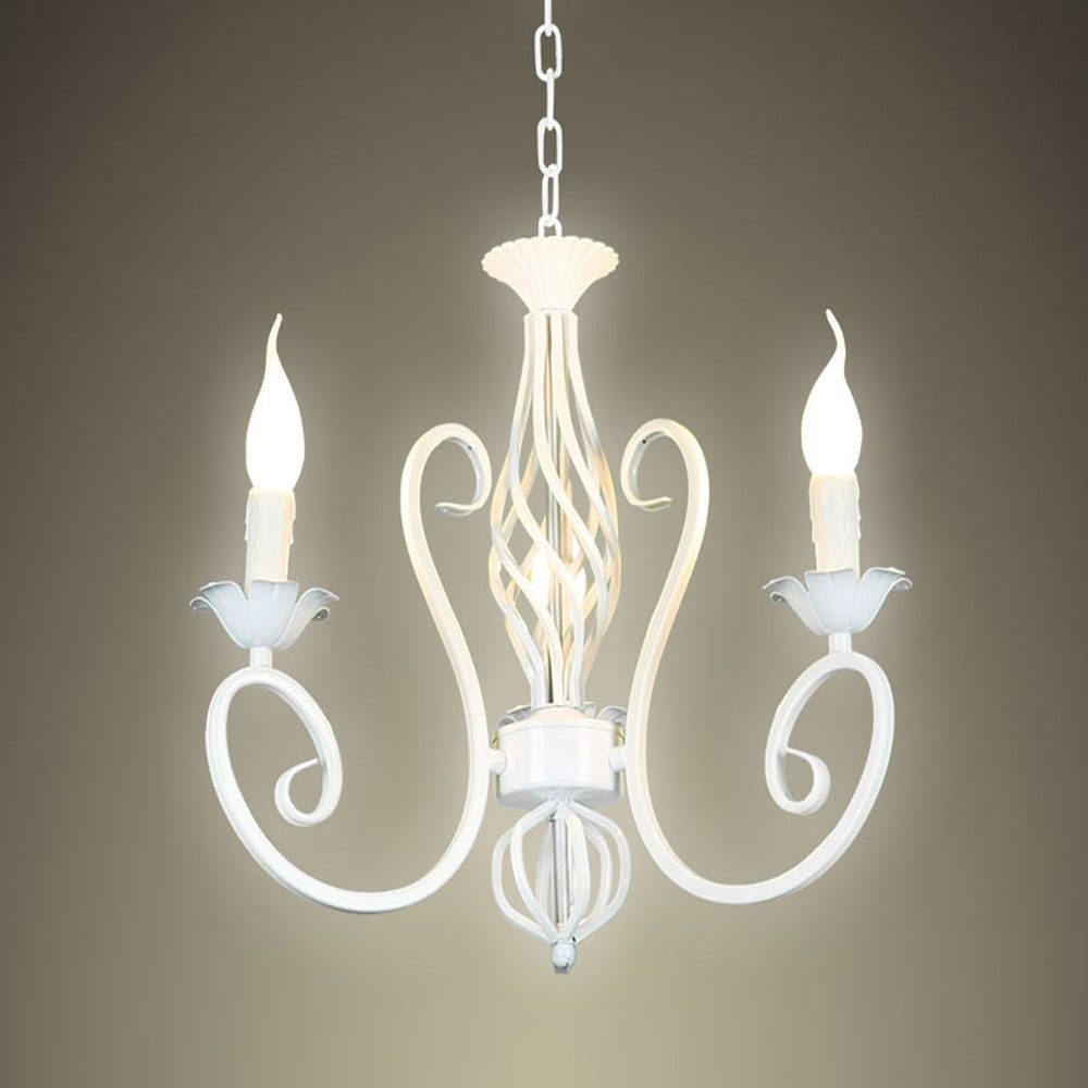 Compare Prices On Rustic Candle Chandelier Online Shoppingbuy Pertaining To Led Candle Chandeliers (View 5 of 25)