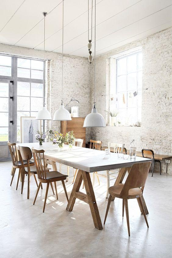 Concrete Dining Table That Will Change You Opinion | Trends4Us Within Sleek Dining Tables (Image 6 of 20)