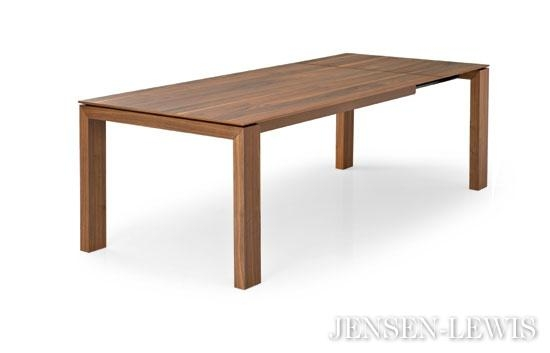 Connubiacalligaris Sigma Dining Table Cs/4069 | Jensen Lewis Regarding New York Dining Tables (View 18 of 20)