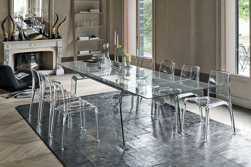 Featured Image of Crystal Dining Tables