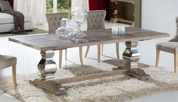Contemporary Dining Tables | Kitchen Tables | Mayfair Home Furniture For Mayfair Dining Tables (Image 2 of 20)