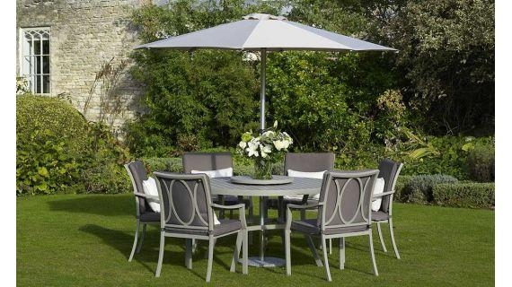 Contemporary Garden Furniture | Outdoor Patio Furniture | Garden In Garden Dining Tables (View 13 of 20)