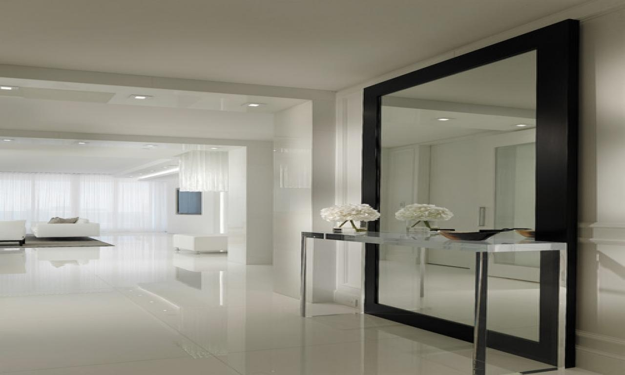 Contemporary Hallway Mirrors Mirror Ideas Bdfaa – Amys Office For Contemporary Hall Mirrors (Image 13 of 20)
