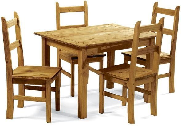 Cool 4 Seater Dining Table And Chairs Alluring Coba Jpg Chair Pertaining To 4 Seat Dining Tables (Image 10 of 20)