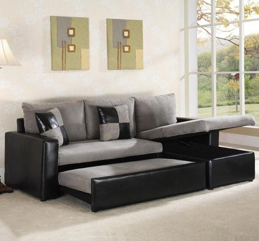 Corner Sleeper Sofa Bed – Ansugallery For Corner Sleeper Sofas (View 14 of 20)