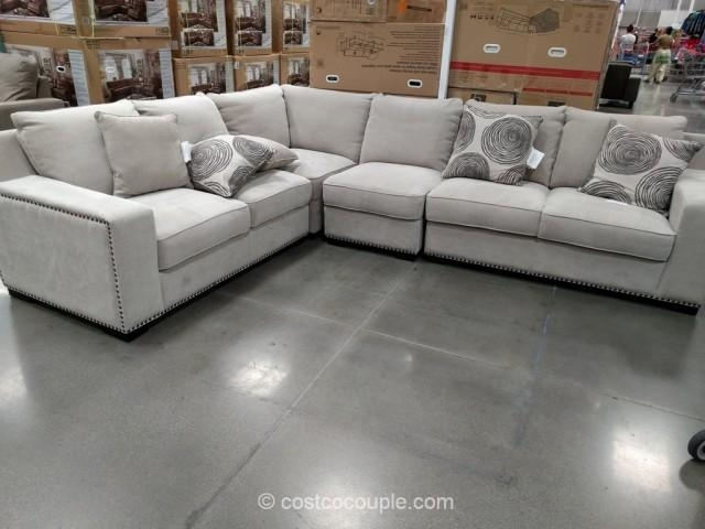 Costco Sectional Sofa | Roselawnlutheran With Regard To Costco Leather Sectional Sofas (Image 7 of 20)