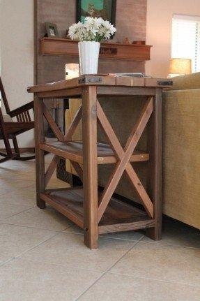 Country Sofa Tables – Foter With Regard To Country Sofa Tables (Image 11 of 20)