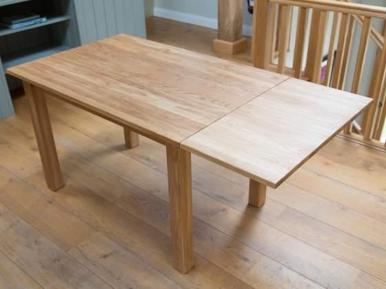 Crafty Design Extended Dining Table | All Dining Room Inside Extending Dining Tables (Image 4 of 20)