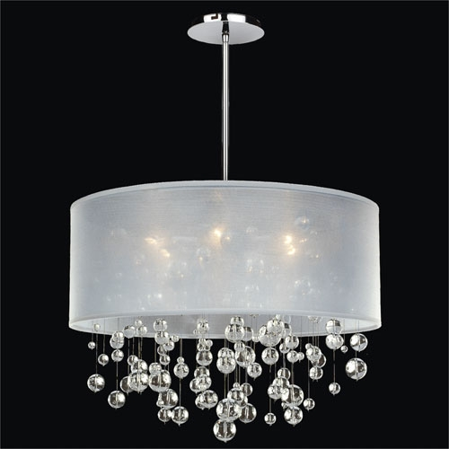 Crystal Ball Chandelier Lighting Fixture Ideas For Home Decoration For Crystal Ball Chandeliers Lighting Fixtures (Image 6 of 25)