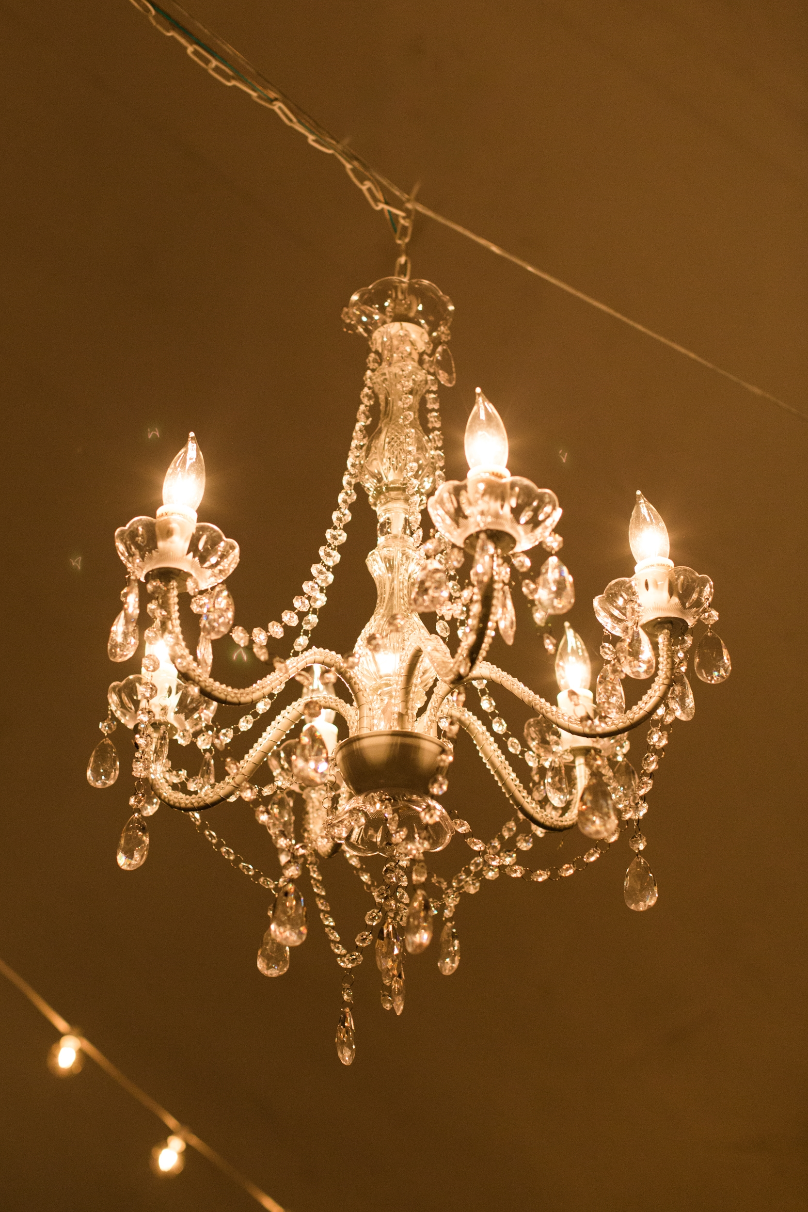 Crystal Chandelier Customer Photos Gypsy Color With Small Gypsy Chandeliers (Image 12 of 25)