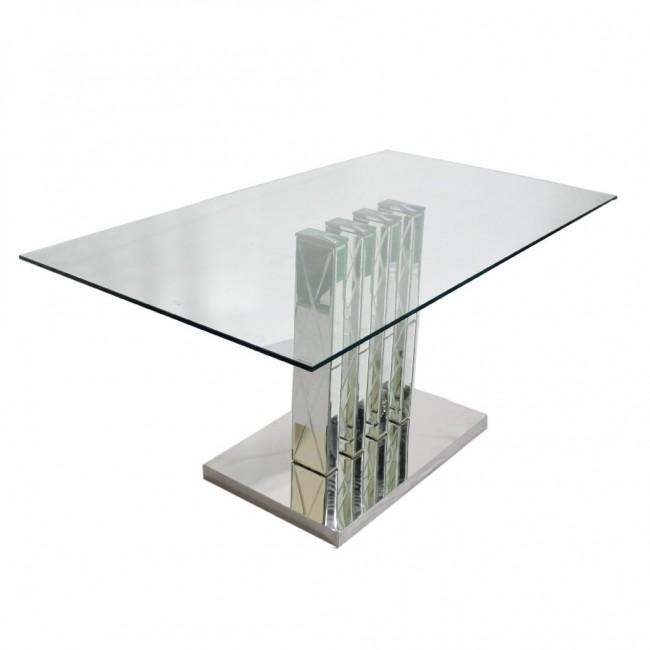 Crystal Dining Table In Crystal Dining Tables (View 15 of 20)