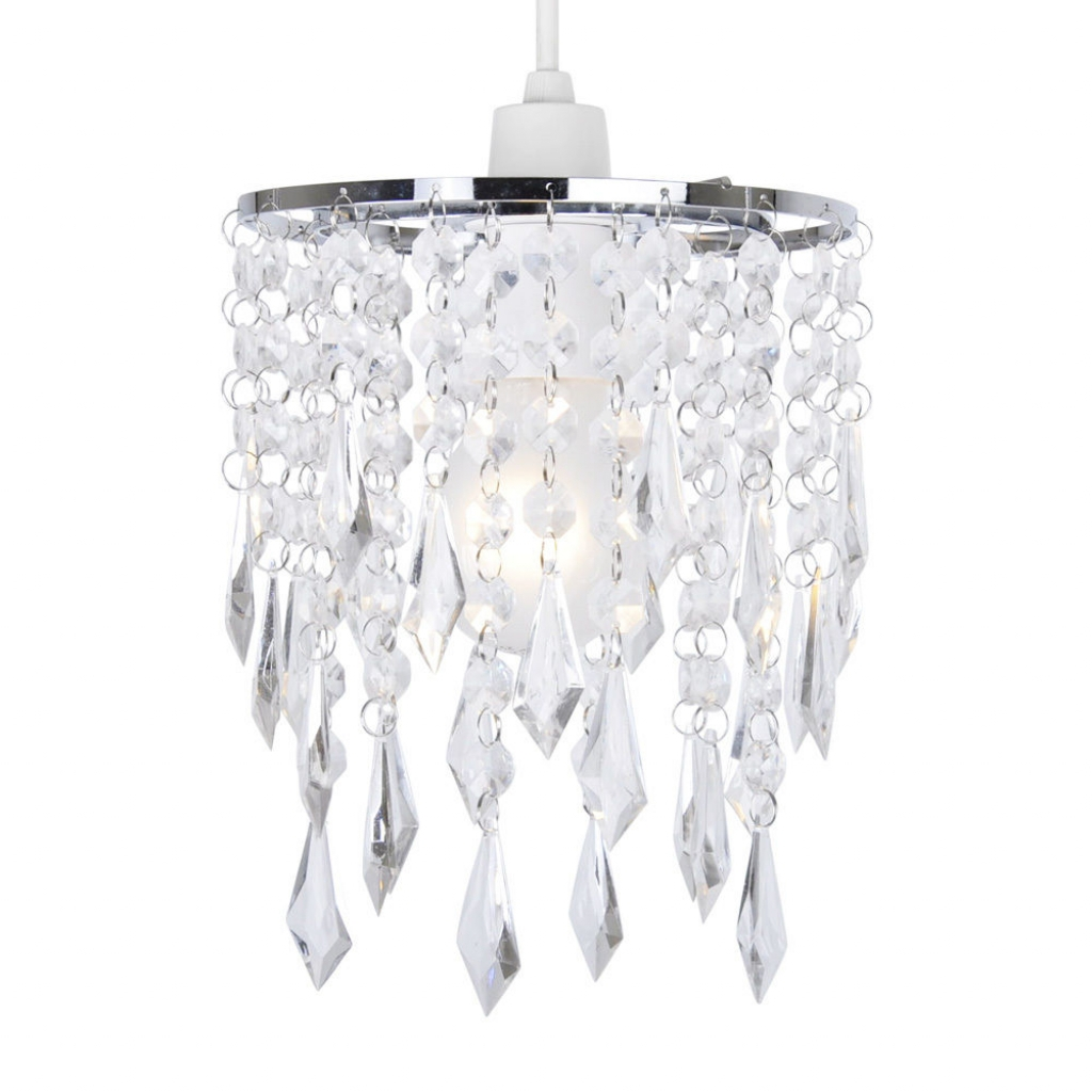 Crystal Lampshade Table Lamp Crystal Table Lamps Wayfair Crystal In Chandeliers With Lamp Shades (Image 13 of 25)